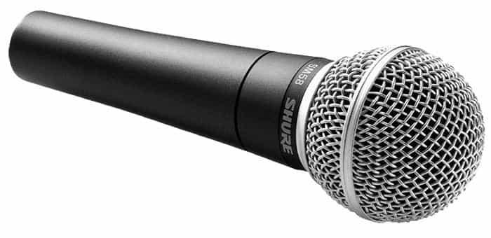 meilleur microphone dynamique