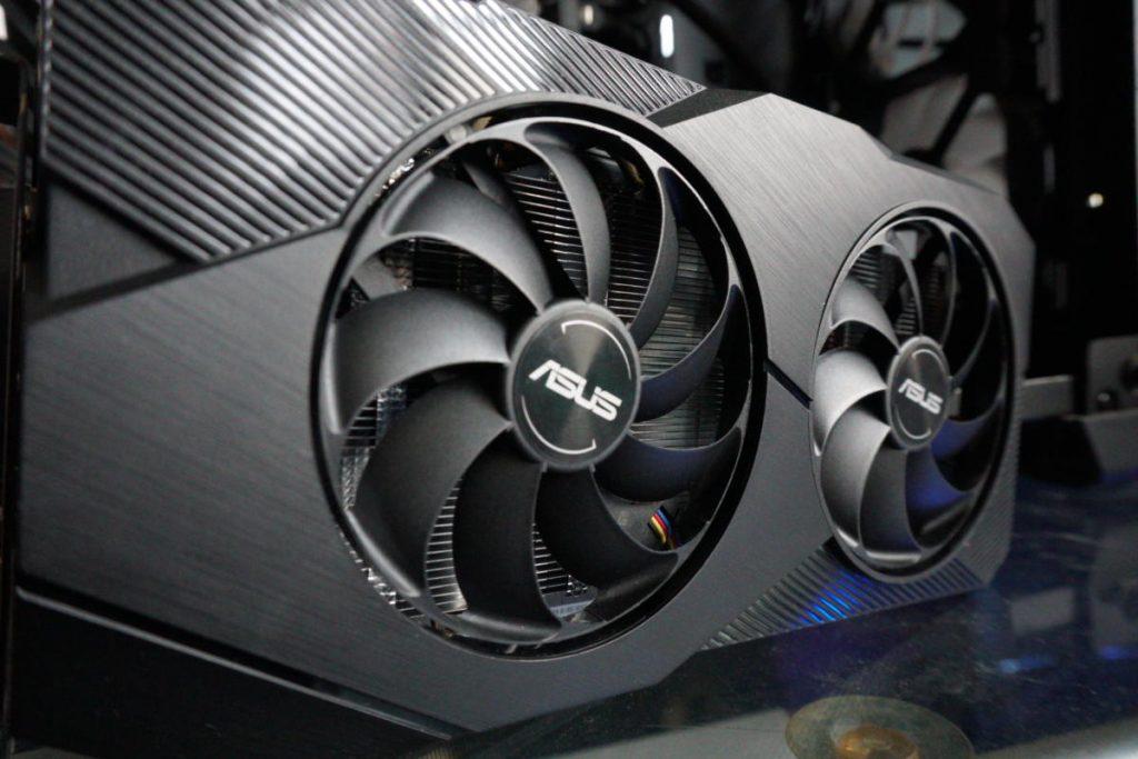 Asus GeForce GTX 1660 SUPER OC Dual