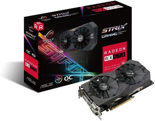 Asus ROG RX 570 Strix OC