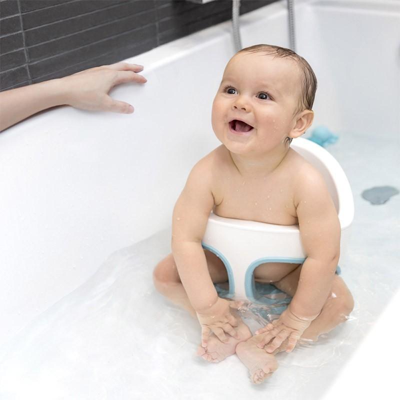 Comparatif et guide d'achat des sièges de bain pour bébé