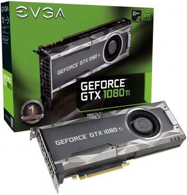 EVGA GTX 1080Ti FTW3 Gaming