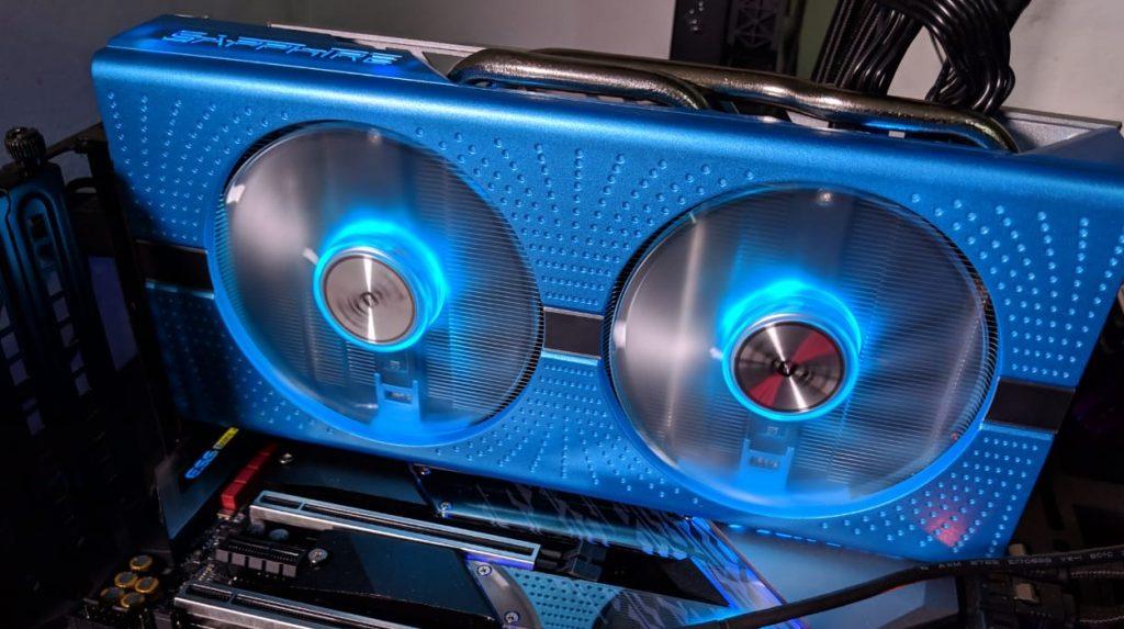 Sapphire RX 590 Nitro + Édition spéciale