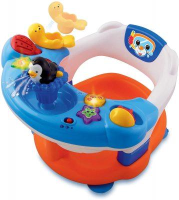 Siège de bain bébé Vtech avec ventouses