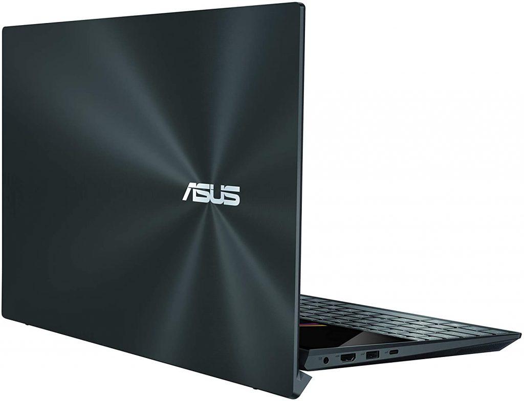 ASUS Zenbook Pro Duo test