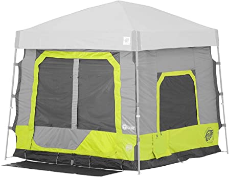 Camping Cube test