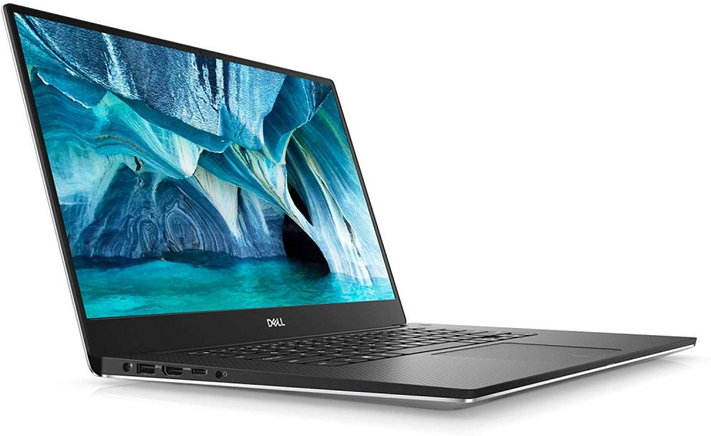Dell XPS 15-7590 test