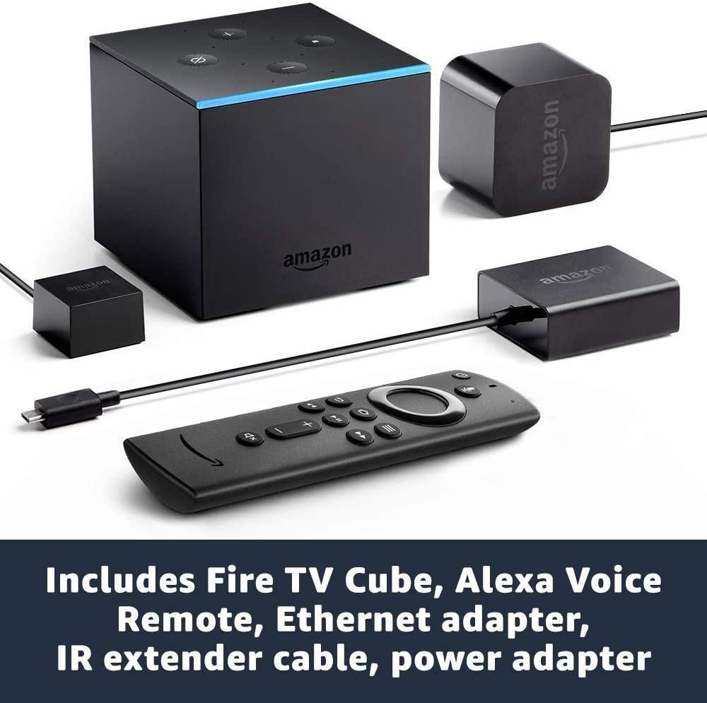 Fire TV Cube avis