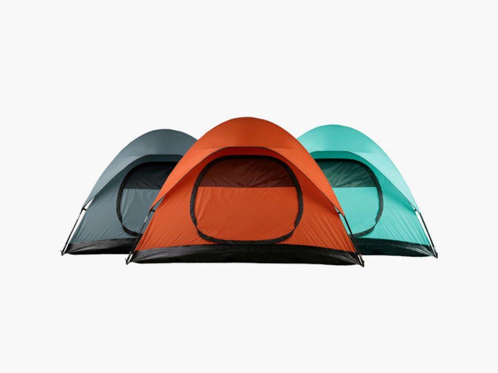 Nano Cure Tent test