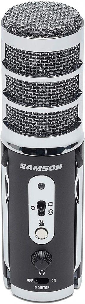 Samson Satellite test