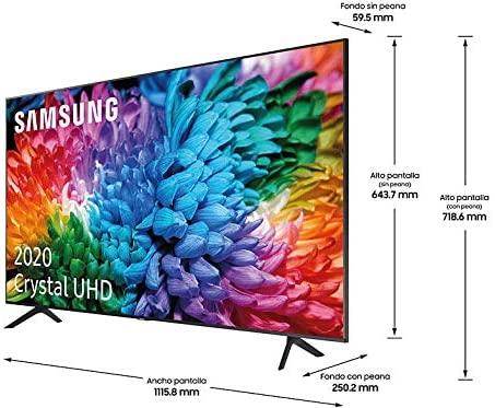 Samsung UE50TU7125 test