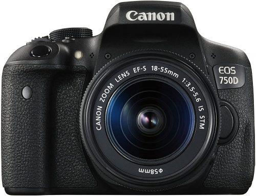 Canon EOS 750D caméra
