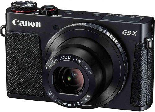 Canon G9 mark 2 caméra