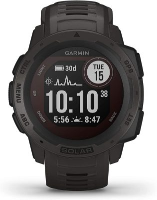 Garmin Instinct Solar montre connectée
