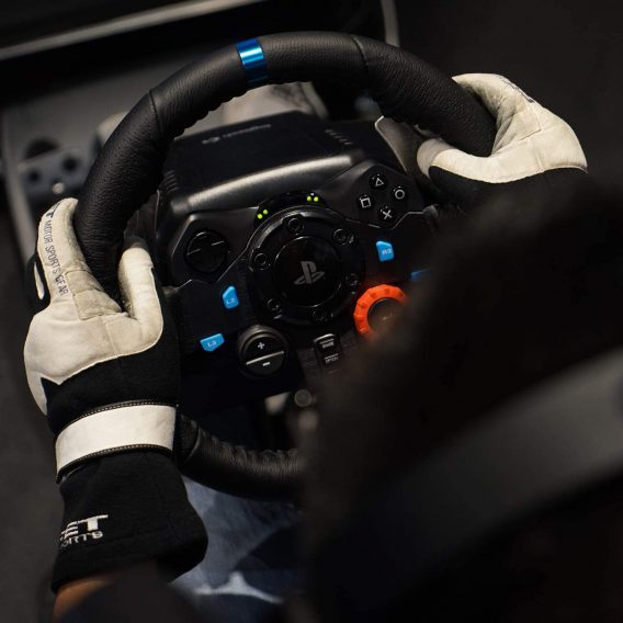Logitech Driving Force G29 test
