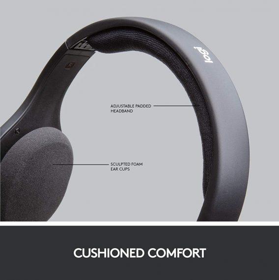 Logitech Wireless Headset H800 test
