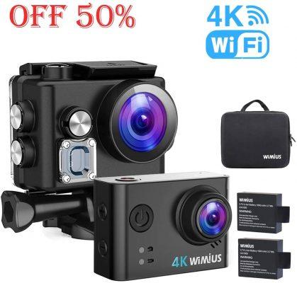 Wimius L2 camera 4K