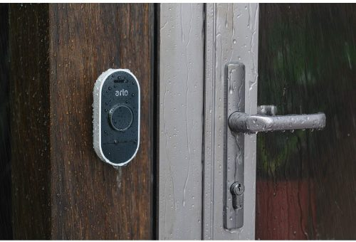 Arlo Audio Doorbell sonnette connectée