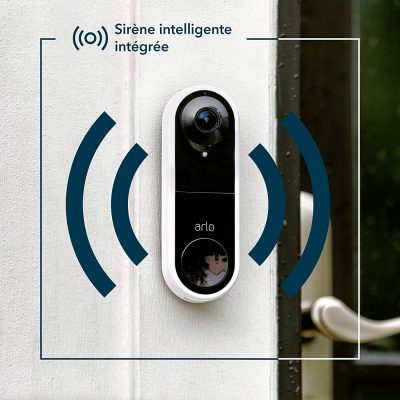 Arlo Video Doorbell avis
