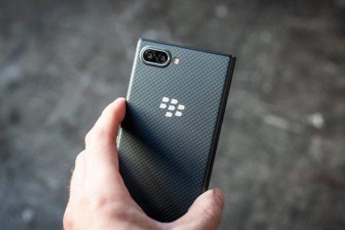 Blackberry avis