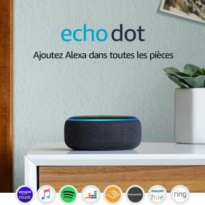 Echo Dot avis
