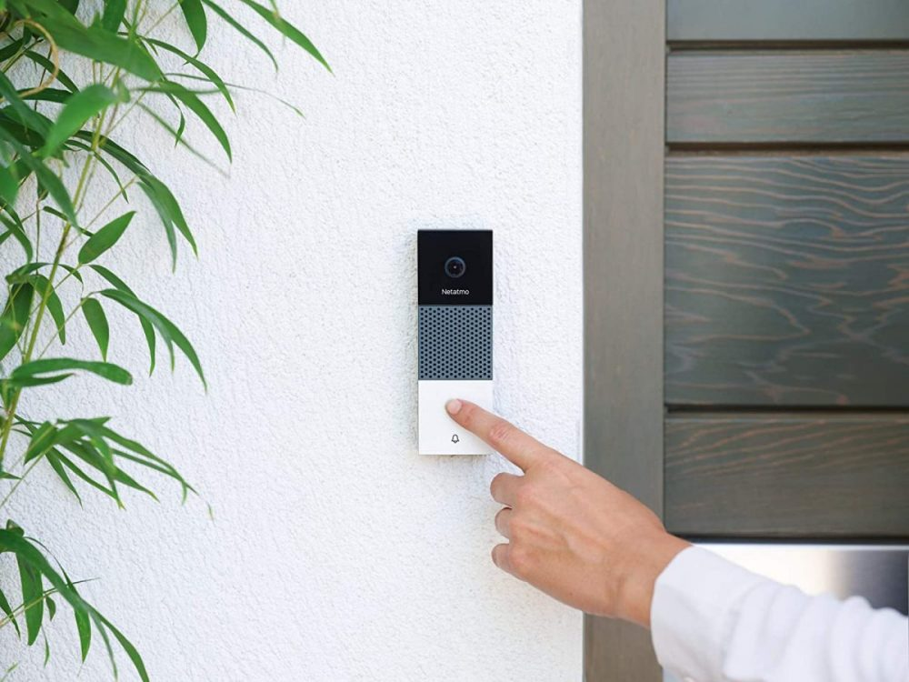 Netatmo Smart Doorbell sonnette connectée
